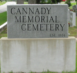 Cannady Memorial Cemetery
