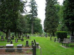 Milwaukie Pioneer Cemetery