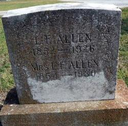 Rachel <i>Weaver</i> Allen