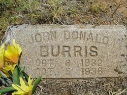 John Donald Burris