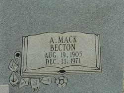 A. Mack Becton