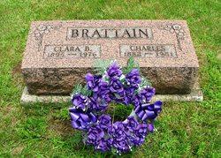 Clara B. <i>Hay</i> Brattain