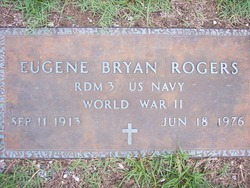 Eugene Bryan Rogers