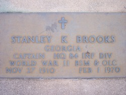 Stanley K. Brooks