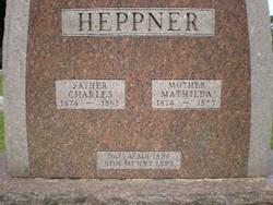 Alma Johanna Lina Heppner