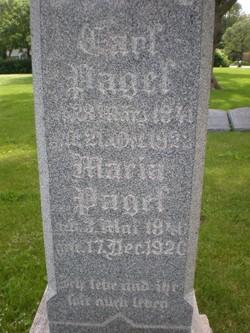 Carl Johann Christian Pagel