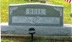 Verna Bernice <i>Franks</i> Bell