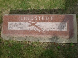 Otto A Lindstedt