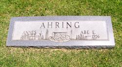 Annes J <i>Cover</i> Ahring