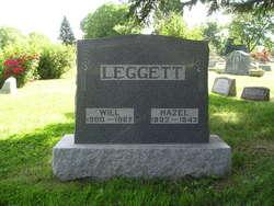 Hazel <i>Gise</i> Leggett
