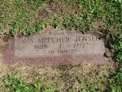Lois <i>Melcher</i> Jensen