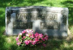 Caldonia Elizabeth Callie <i>Richardson</i> Vanderford