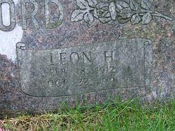 Leon Herman Vanderford