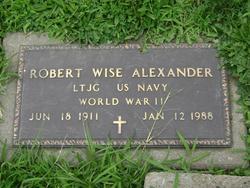 Robert Wise Alexander