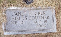Janet <i>Tucker</i> Shields Souther