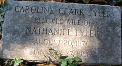Caroline Clark Tyler