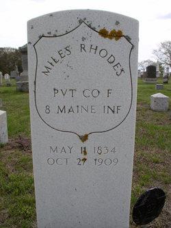 Miles Rhodes