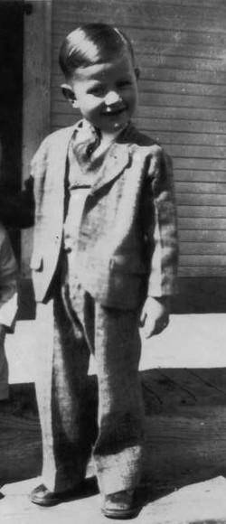 Robert Clinton Bobby Johnson