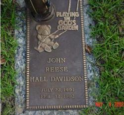 John Reese <i>Hall</i> Davidson