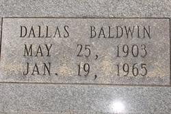 Dallas Baldwin Culipher