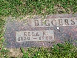 Ella E. Biggerstaff
