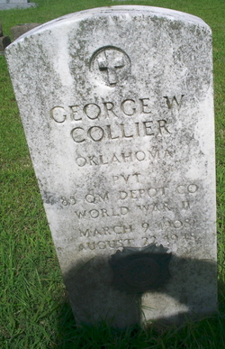 George W. Collier