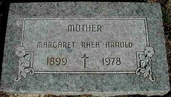Margaret Rhea Arnold