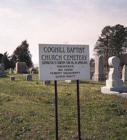 Coghill Baptist Church Cemetery