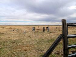 Badger Mountain View Cemetery