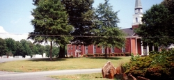 Forbush Baptist Church (Yadkinville)