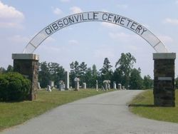 Gibsonville City Cemetery