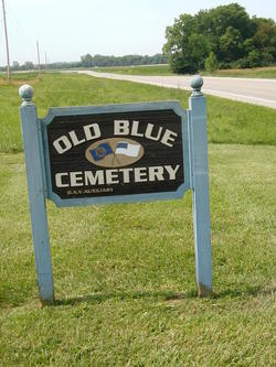 Old Blue Cemetery