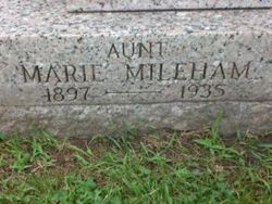 Marie <i>Fair</i> Mileham