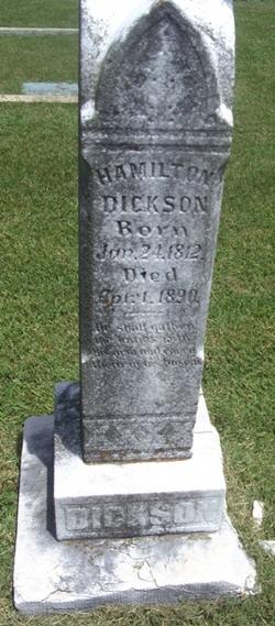 Hamilton Dickson
