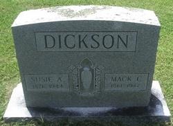 McNairy C. Mack Dickson