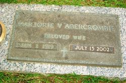 Marjorie <i>Vining</i> Abercrombie