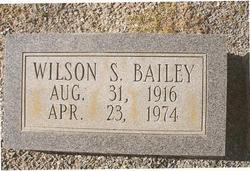 Wilson S. Bailey