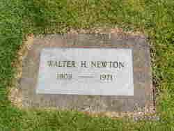 Walter Howard Newton