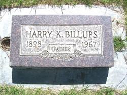 Harry Kilkenny Billups