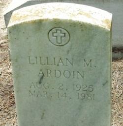 Lillian <i>Moore</i> Ardoin