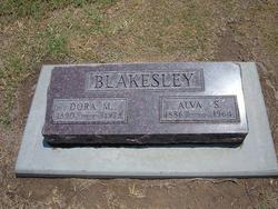 Dora M <i>Rhiness</i> Blakesley