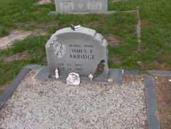 James E Akridge