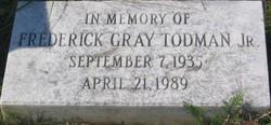 Frederick Gray Todman, Jr