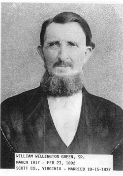 William Wellington Green, Sr