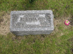 Bertha H. <i>Weber</i> Damme