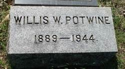 Willis W Potwine