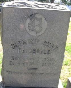 Capt Clement Read Barksdale