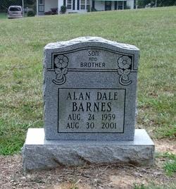 Alan Dale Barnes