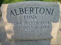 Edna Albertoni