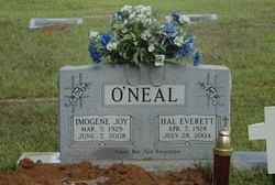 Imogene Joy <i>Sharp</i> O'Neal
